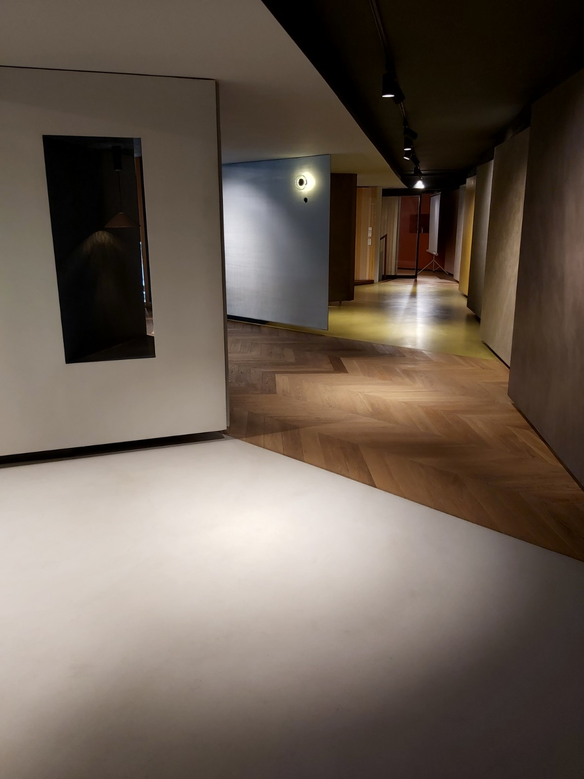 showroom microcemento barcelona