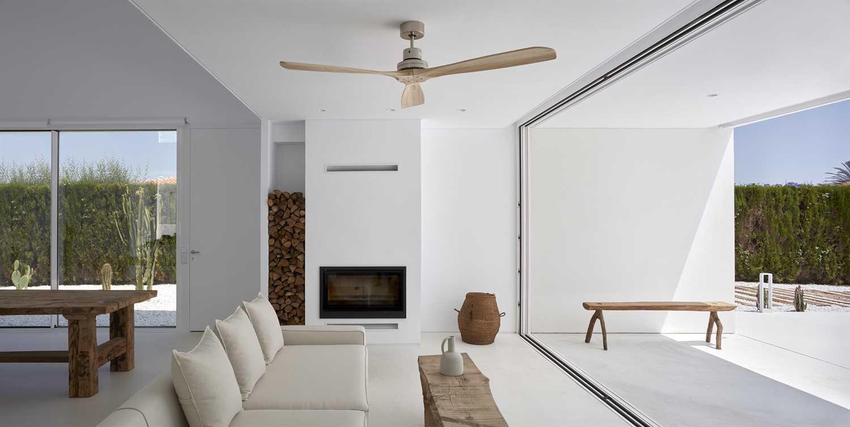 Proyecto Carmen House con microcemento