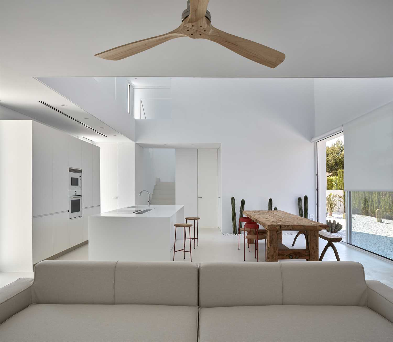 Proyecto Carmen House con microcemento 17