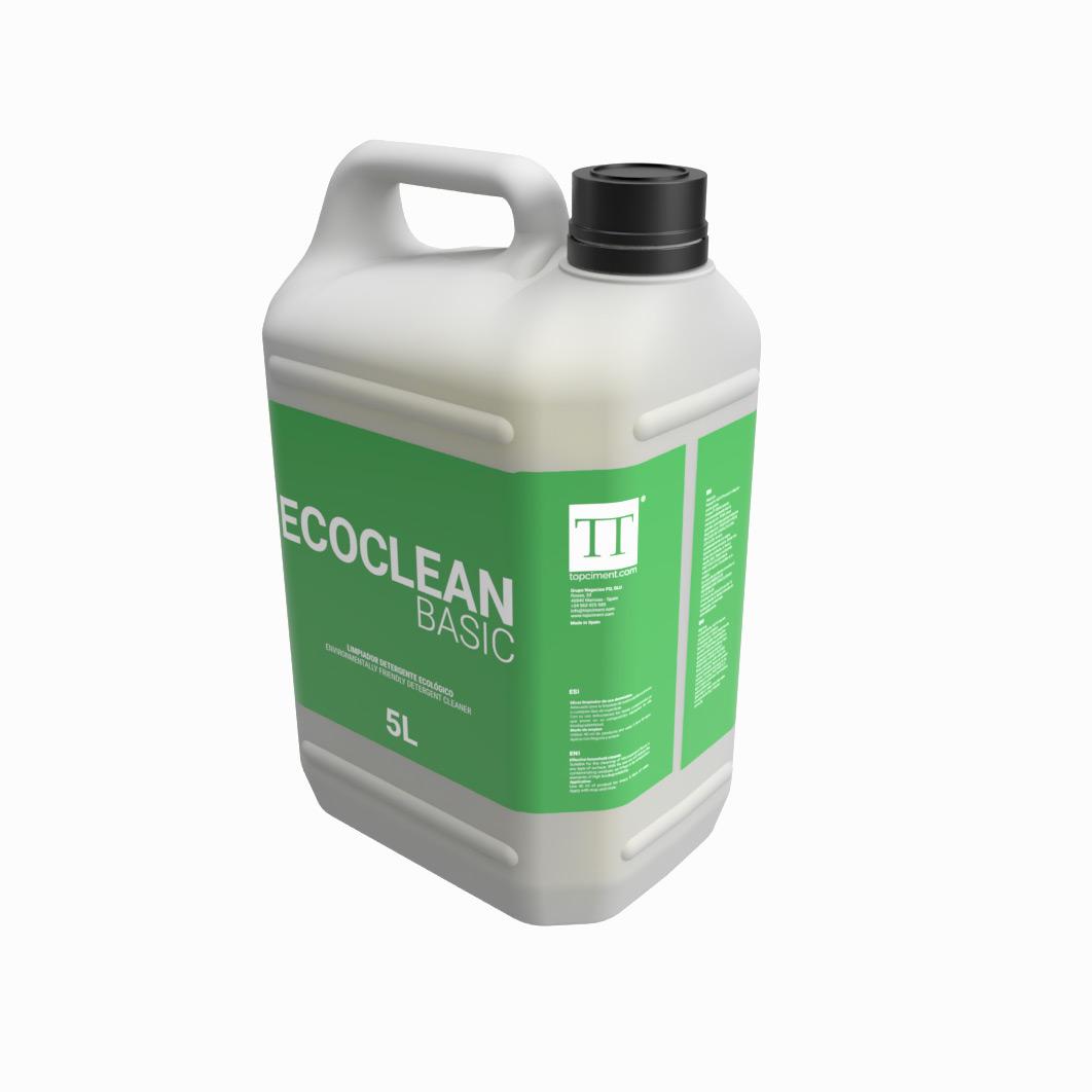 limpiador ecoclean basic