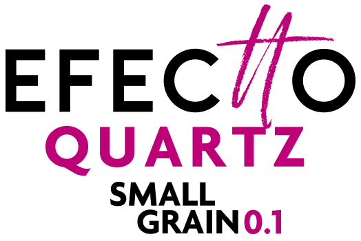 Logo Efectto Quartz Small Grain