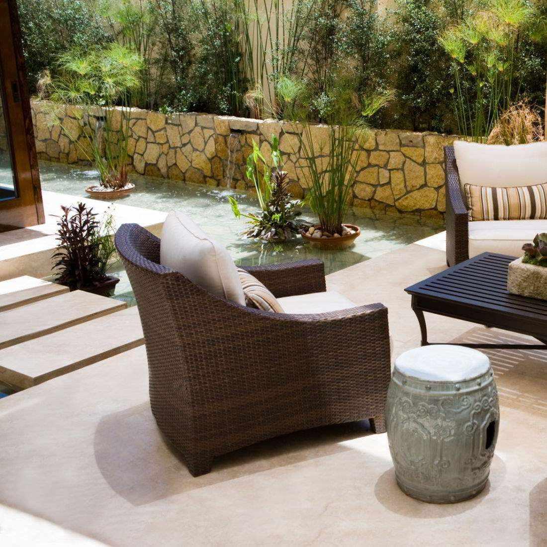 Topciment recomienda Microstone para el revestimiento de exteriores, porches y fachadas