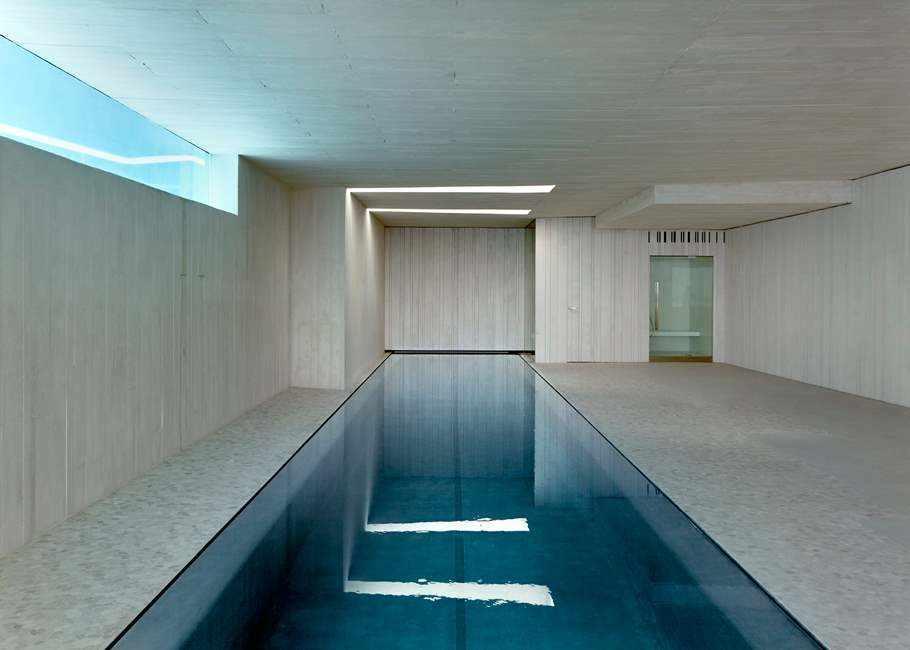 microcemento Topciment en piscinas