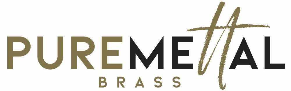 Pure mettal brass