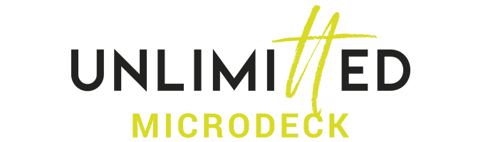Logo unlimitted Microdeck