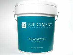 Aquaciment XL Microcemento de preparación para revestimiento de piscinas
