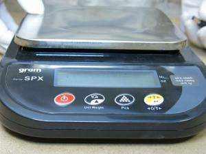 Balanzas de Precisión SPX-1000-D