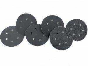 Lija de disco 150 mm caja de 50 unidades Repuesto de lijas de granos 24 40 80 120 220 y 400