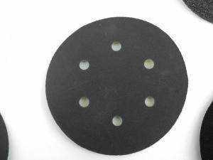 Lija de disco 150mm con velcro grano 400