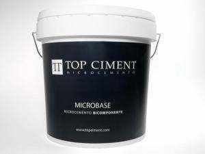 Microbase microcemento base bicomponente de preparación