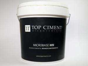 Mikrozement Basis für die Vorbereitung der Oberfläche wegen seine Textur und Stärke. Kreiert um es nur mit Wasser und Pigment zu mischen