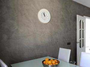 microcemento en paredes de cocina