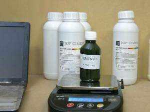pesaje de pigmentos dosis de arcocem plus para microcemento