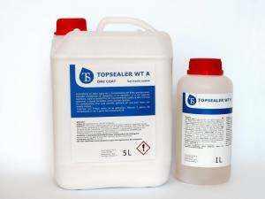 Topsealer WT Sellador base agua para microcemento