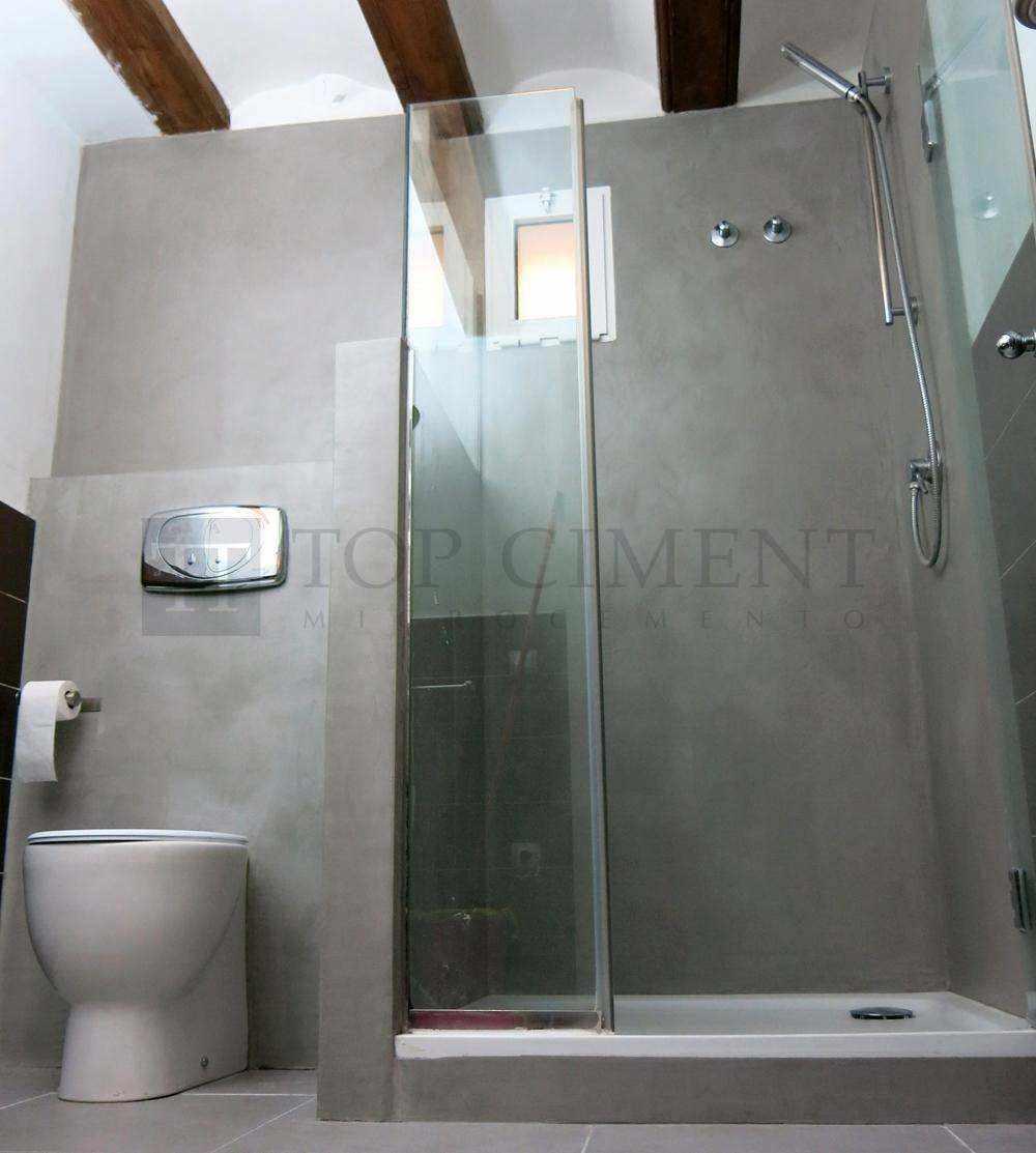 Baños Microcemento Fotos:Con la aplicación del Microcemento facilitamos la renovación de